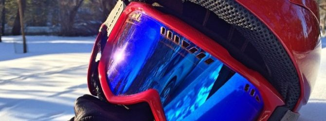 The Best Ski Helmet Goggle Combo